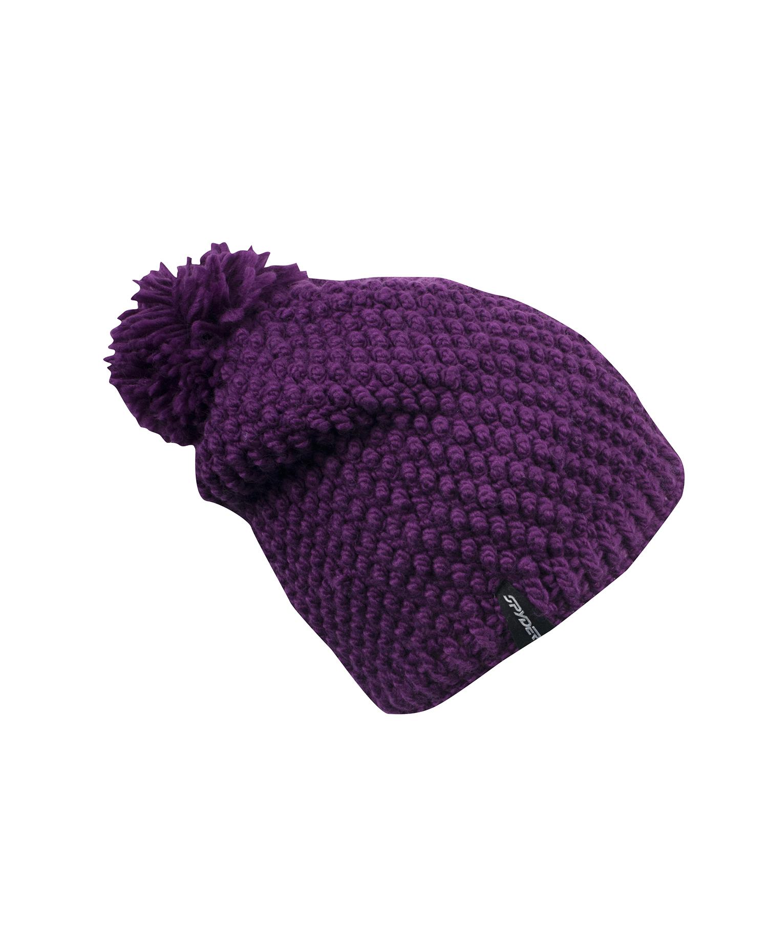 Spyder Brrr Berry Hand Knit