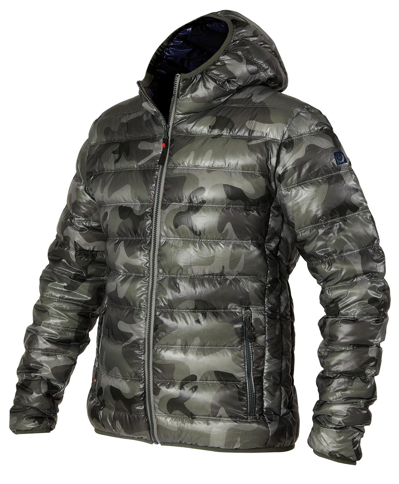 Geaca puf Brekka Army Down Jacket