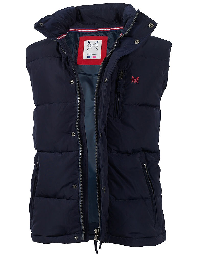 Crew Clothing Ridley Gilet