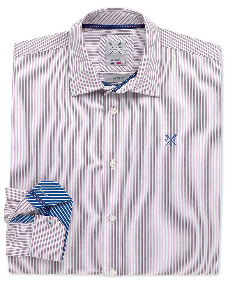 Crew Clothing Lulworth Shirt
