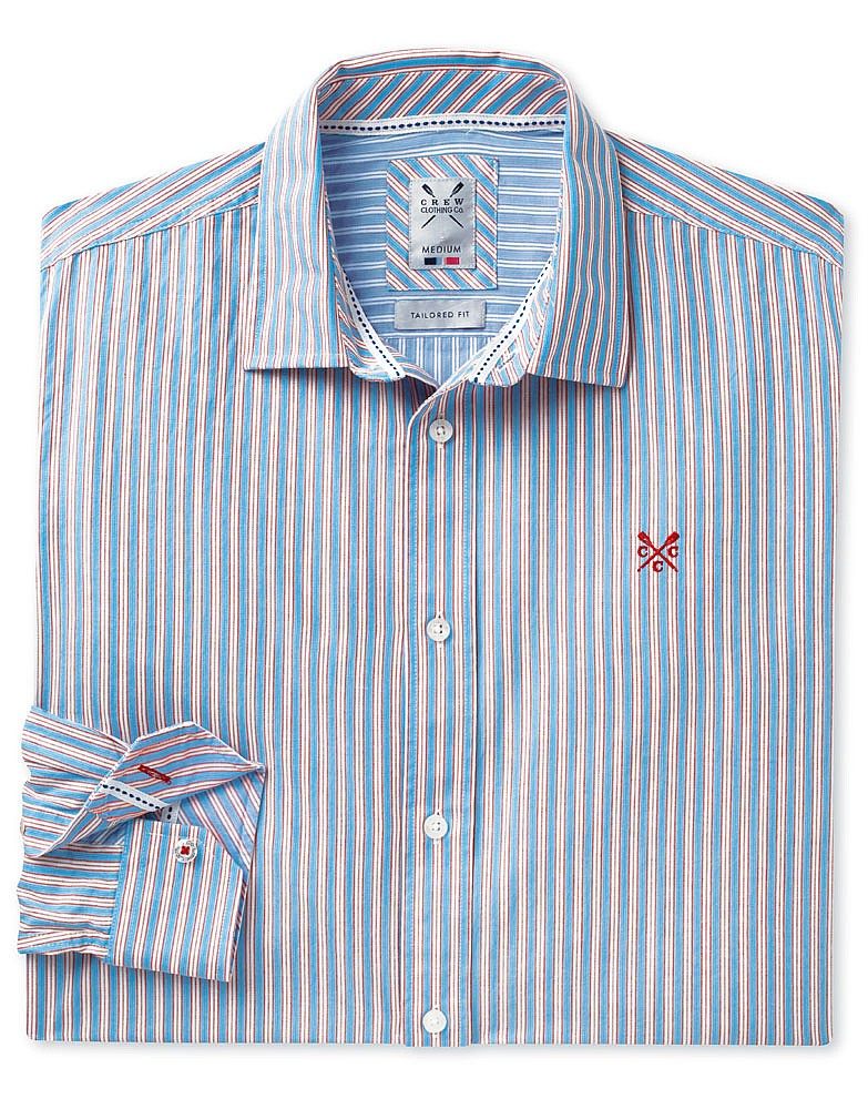 Crew Clothing Portsea Island Shirt