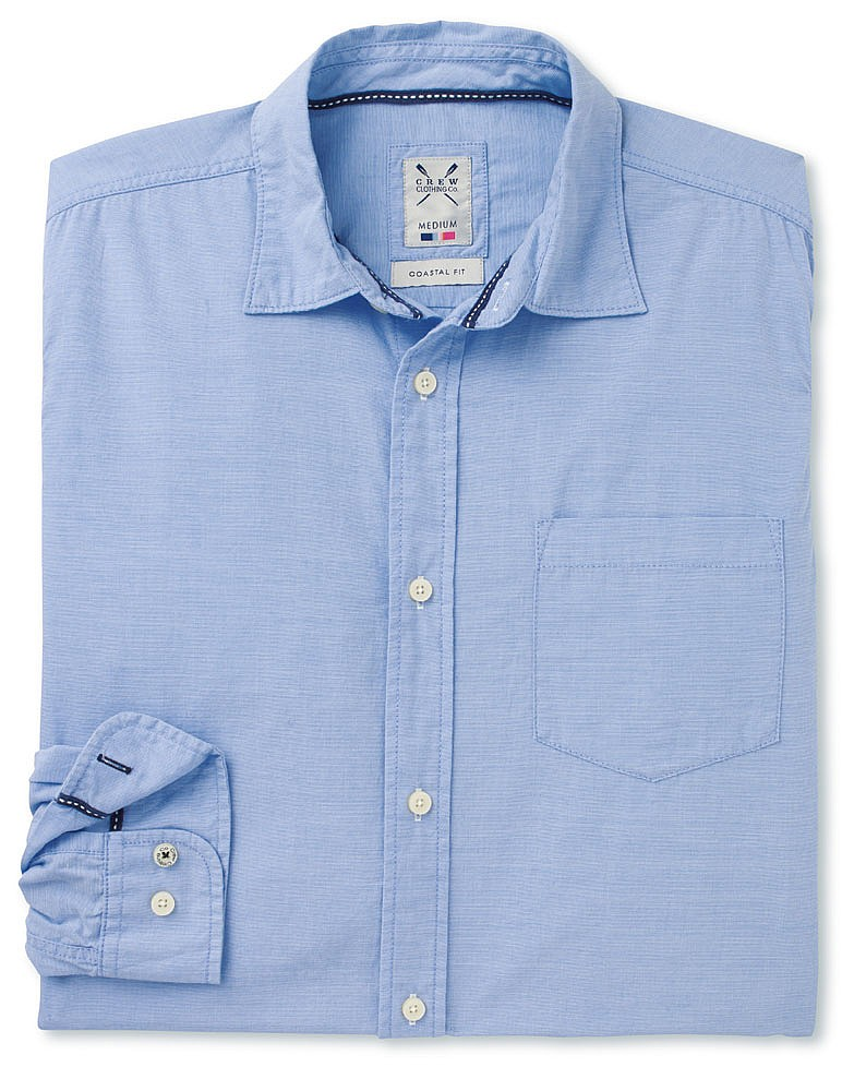 Crew Clothing Sandbanks Shirt