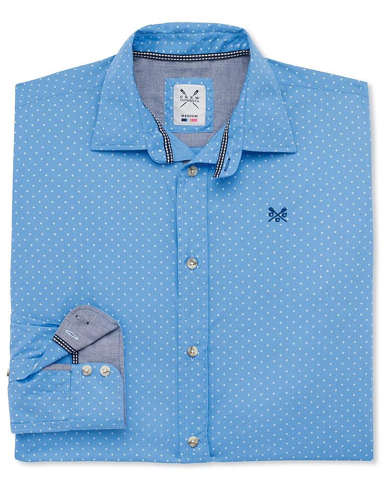 Camasa Crew Clothing Hampshire Print Shirt
