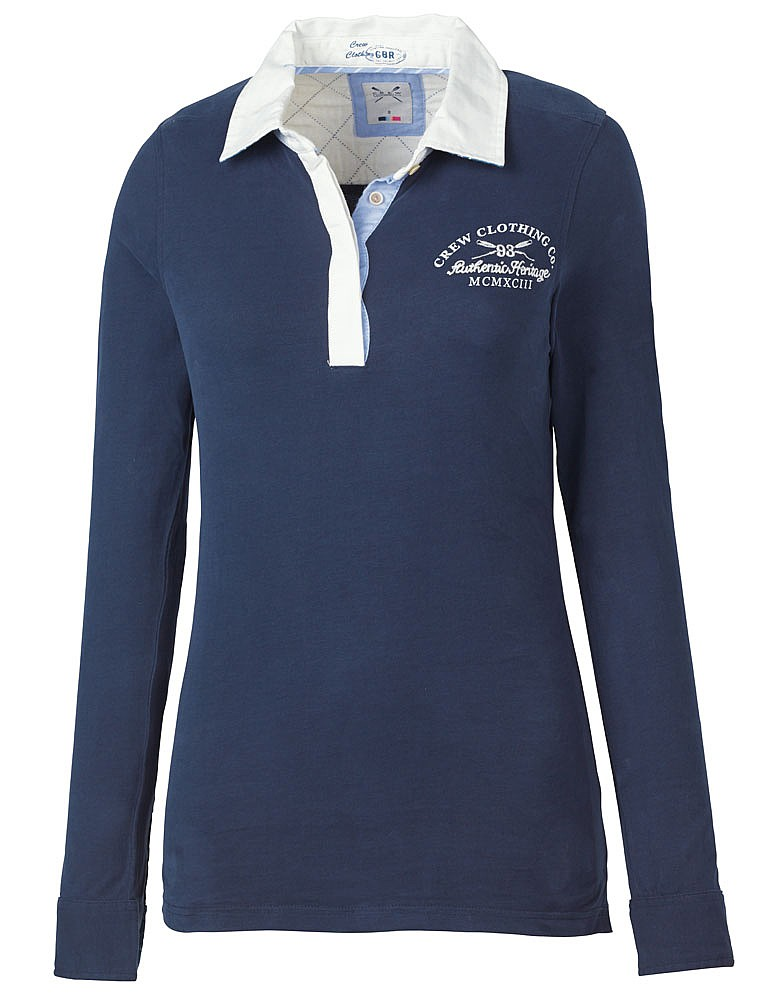 Bluza polo Crew Clothing Classic Rugby