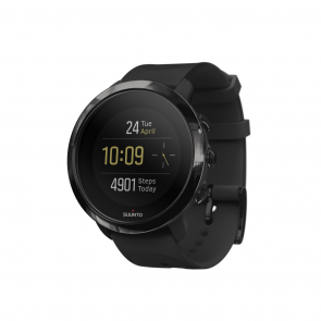 CEAS SUUNTO 3 FITNESS ALL BLACK