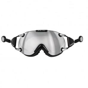 Ochelari ski Casco FX-70 Carbonic-Blk/Slv
