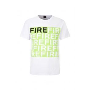 TRICOU BARBATI BOGNER FIRE+ICE MATTEO-ALB FIRE