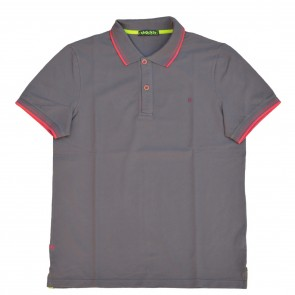 TRICOU POLO SHOCKLY LOGO