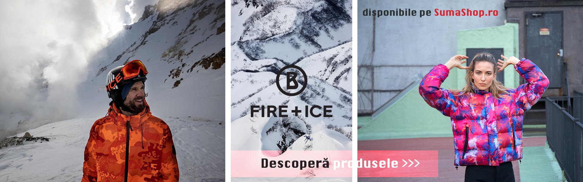Fire & Ice Bogner